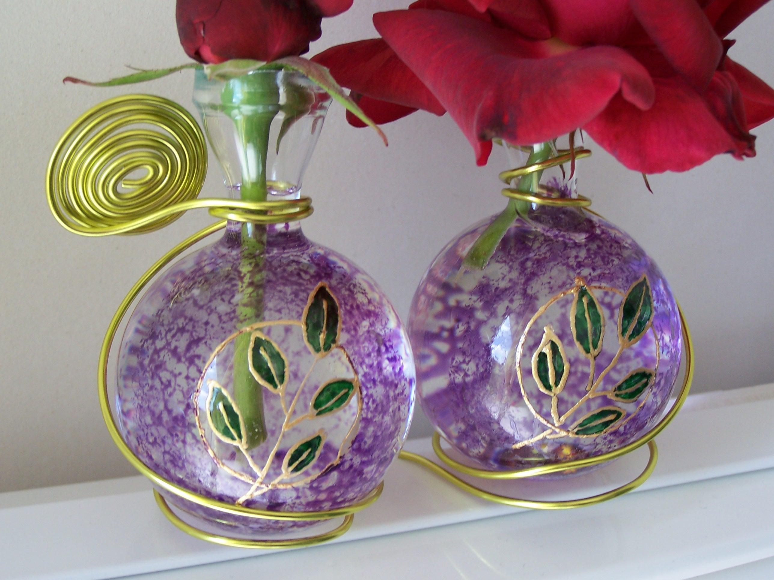 Peinture sur verre 1 les d lires de lulu for Enlever peinture sur verre